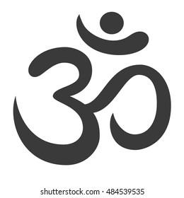 Aum Om Ohm symbol