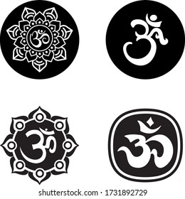 Aum - Om Spiritual Symbol