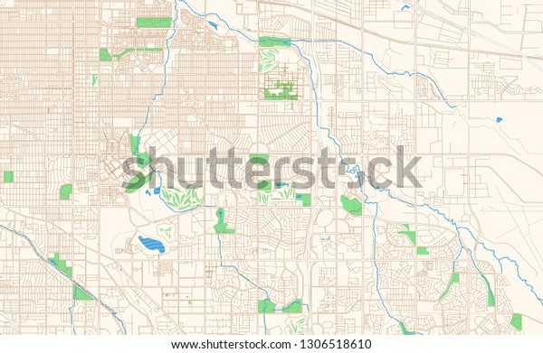 graphic about Printable Map of Colorado named Aurora Colorado Printable Map Excerpt This Inventory Vector
