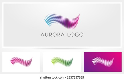 Aurora Colorful Logo