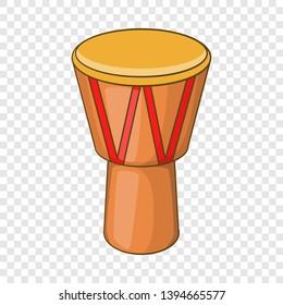 Australia drum icon. Cartoon illustration of Australia drum vector icon for web design