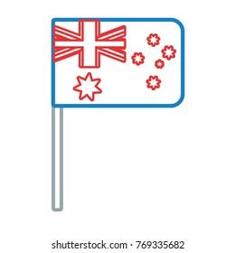 australia flag design