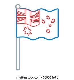 australia flag icon image
