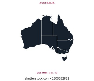 Queensland In Australia Map.Map Queensland Australia Images Stock Photos Vectors Shutterstock