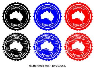 Commonwealth Australia Aircraft Logo Decals Stickers!