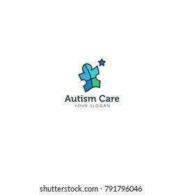 autism care logo