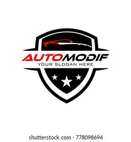 Auto Car Logo
