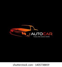auto car logo design inspiration
