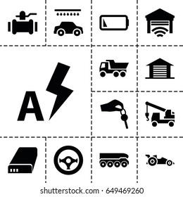 Imágenes, fotos de stock y vectores sobre Key Battery Low