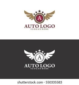 Auto Logo in Vector