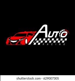 racing logo images stock photos vectors shutterstock