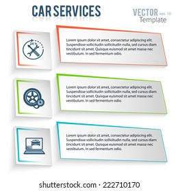 layout for auto service images stock photos vectors shutterstock
