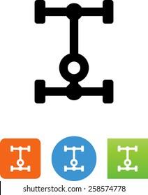 Auto transmission icon