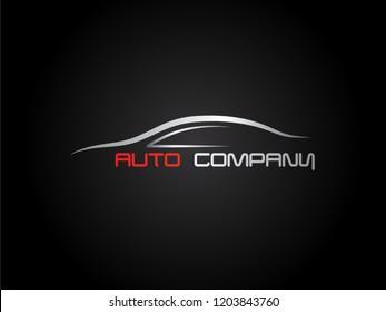 auto vector design, car concept automotive topics vector logo design template