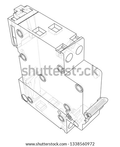 Ge Breaker Box Parts