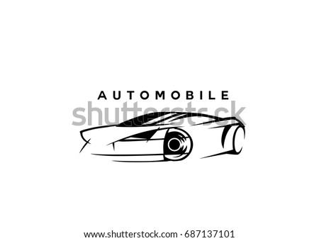 automobile car icon buy sell showroom stock vector royalty free