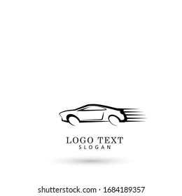 Automotive, Auto Club, Garage & Car Logo. Icon & Symbol Vector Template.