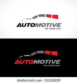 Automotive Car Care Logo Template