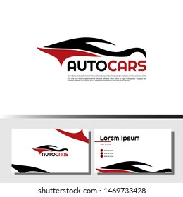 Automotive and Car Logo Template Vector Illustration