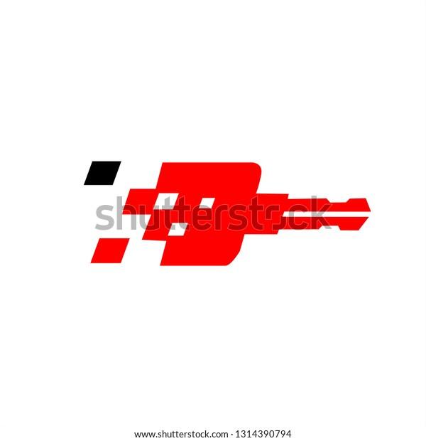Automotive Logo Design Inspiration Car Key Stock Vector Royalty Free 1314390794
