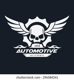 Automotive Vector Logo Symbol