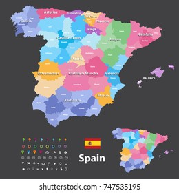 La Rioja Map Vector Images Stock Photos Vectors Shutterstock