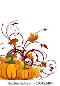 Autumn design - vector