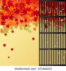 Autumn leaves and Japanese style lattice doors  sc 1 st  Shutterstock & Lattice Doors Images Stock Photos \u0026 Vectors | Shutterstock