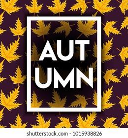 autumn season design