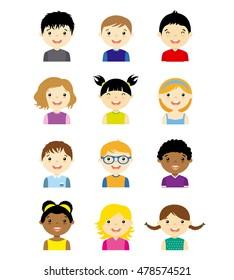 avatar children set