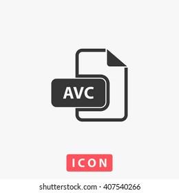 AVC Icon.