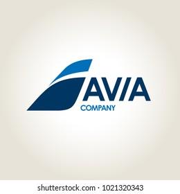 avia company logo