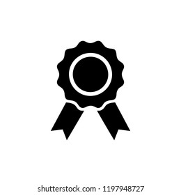 Award icon symbol vector