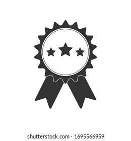 Award icon. Vector concept illustration for design.