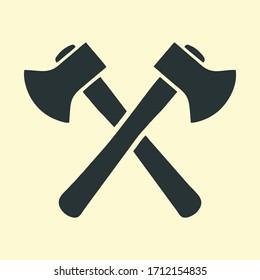 Ax Set Wood work tool Design