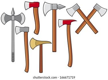 axes collection
