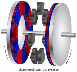 Magnetic Generator Images, Stock Photos & Vectors | Shutterstock