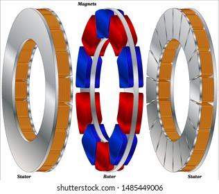 Magnetic Generator Images, Stock Photos & Vectors   Shutterstock