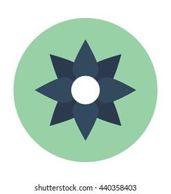 Azalea Vector Icon
