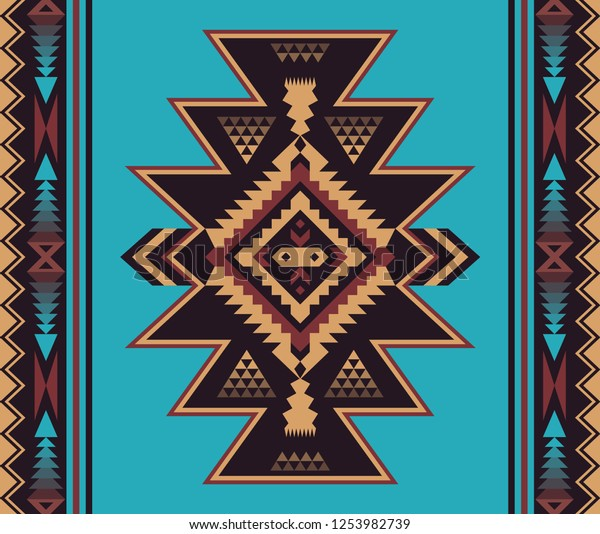 It is an image of Native American Designs Printable throughout silhouette