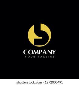 B Leter in Gold logo
