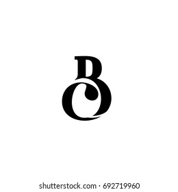 b letter logo. dc letter logo