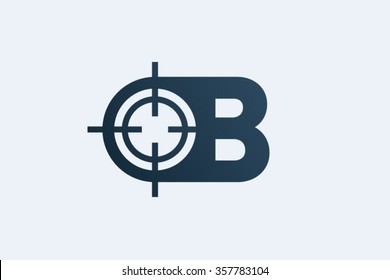Gun Logo Images, Stock Photos & Vectors   Shutterstock