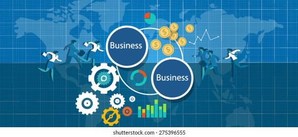 b2b businees to business