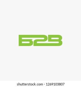 B2B logo icon