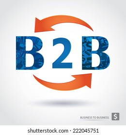 b2b,business to business