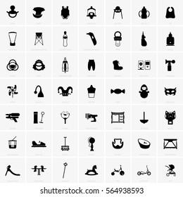 Babies' and kids symbols