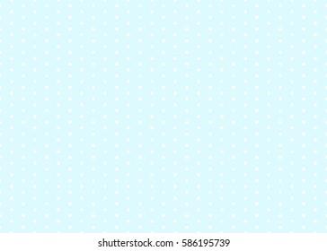 Baby background. Polka dot pattern vector. Eps10.