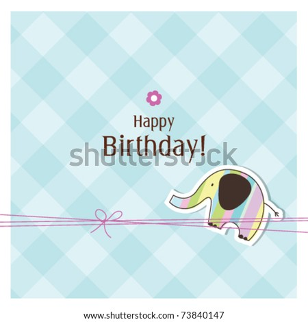 Baby boy shower card greeting card stock vector royalty free baby boy shower card greeting card template cute simple artistic hand drawn illustration m4hsunfo