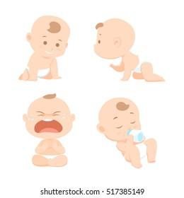baby cartoon set 3